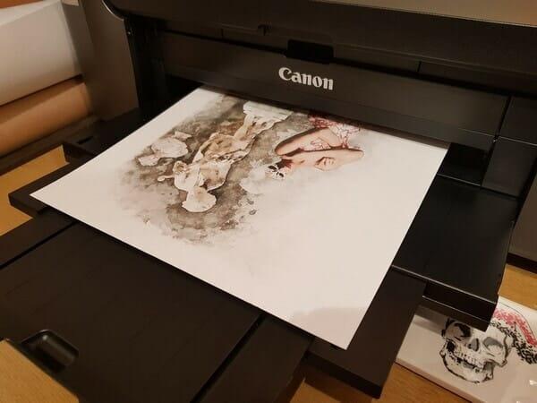 Fine Art Illustrations